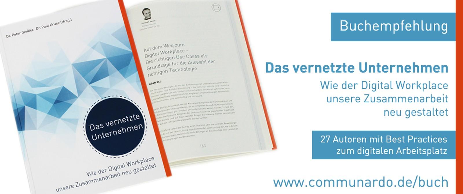 Das vernetzte Unternehmen (Banner)