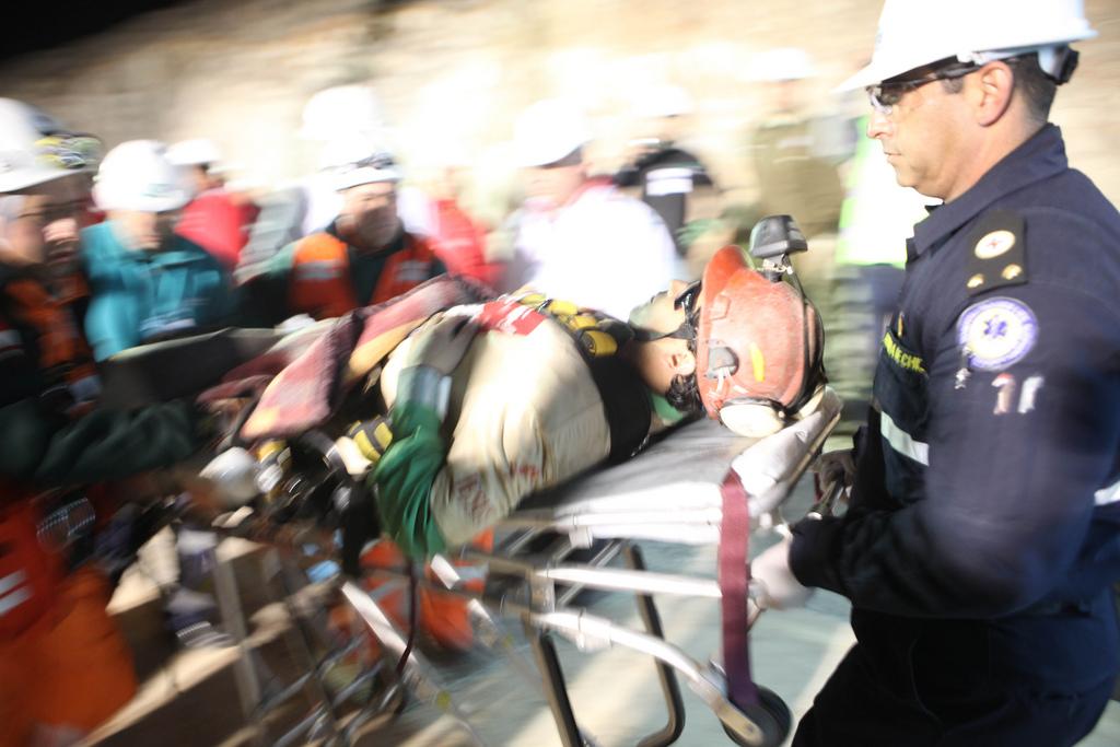 Meine Tageszeitung: Die Minenrettung in Chile via Twitter, Tweetdeck und Flickr