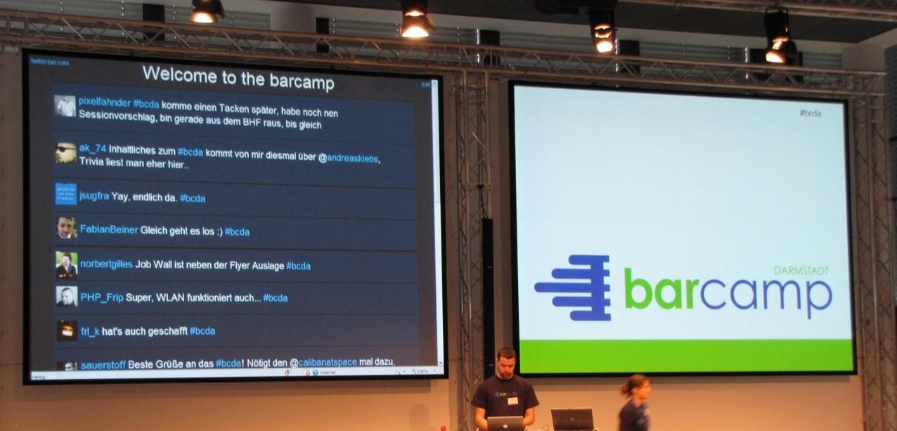Barcamp Darmstadt – eine professionelle Konferenz zu Business, Internet, Medien und Gesellschaft