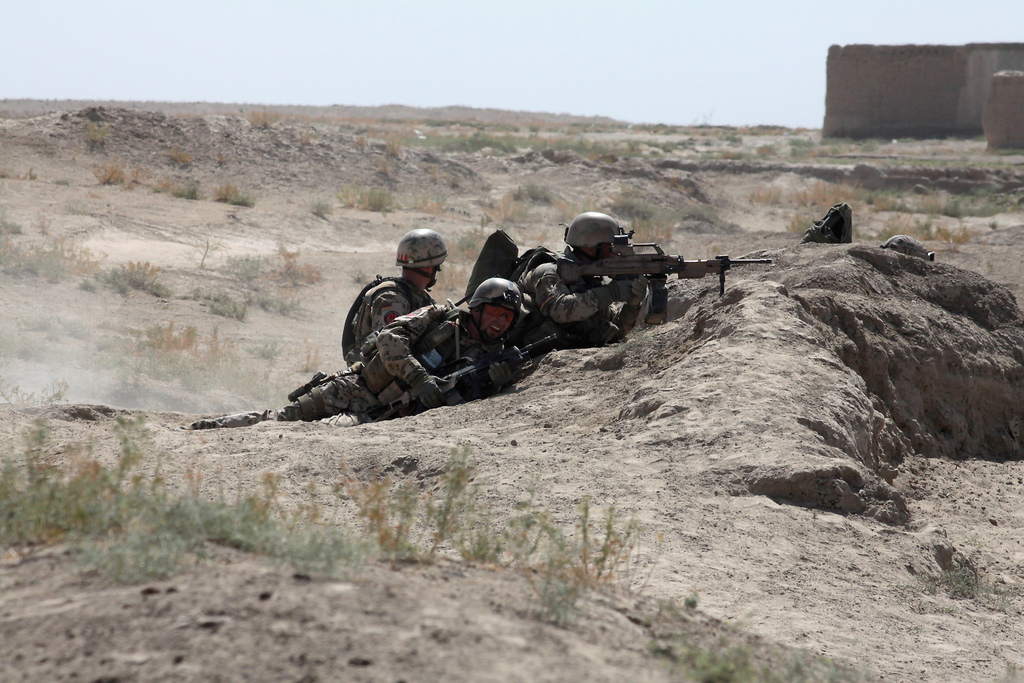 ISAF Einsatz
