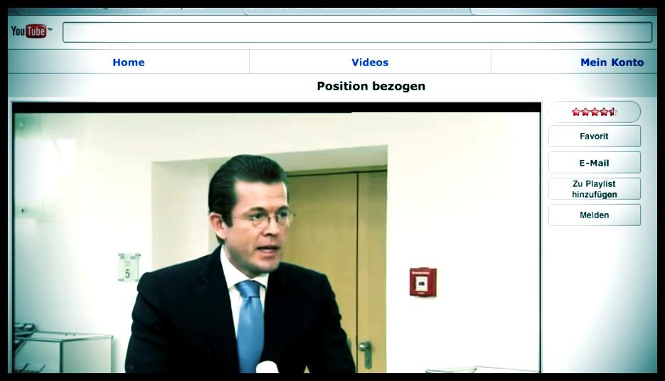 Eine Angelegenheit des Privatmanns zu Guttenberg, des Bundesministeriums oder der Bundeswehr?