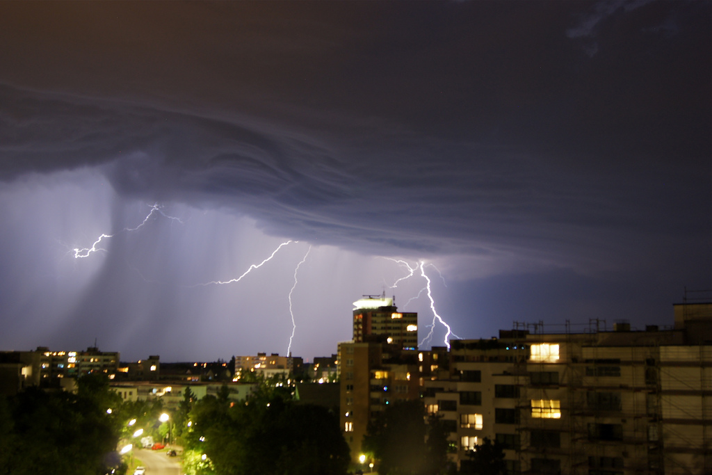 Gewitter (Credits: abzisse on Flickr)