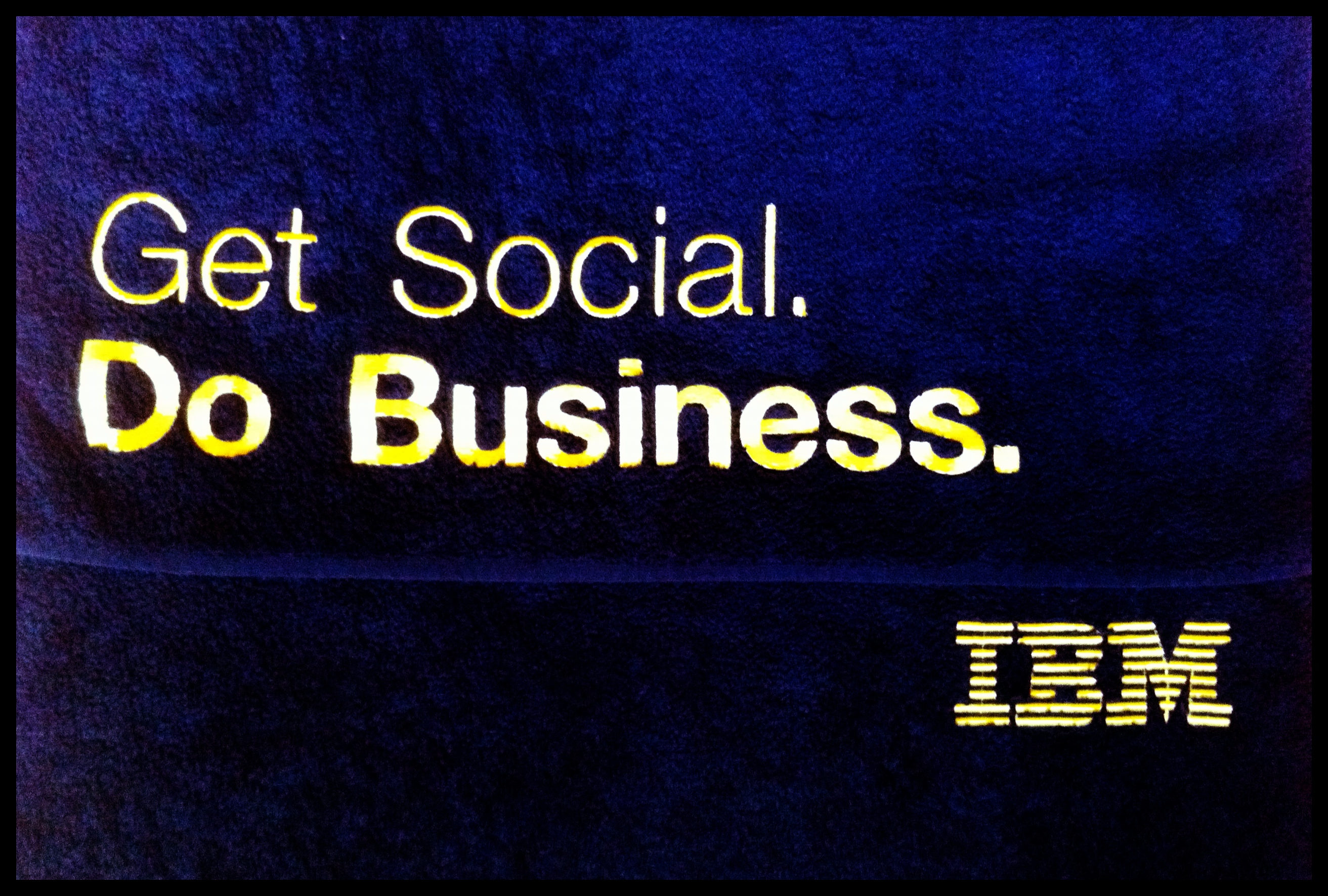 IBM Social Business JamCamp Bustour (1)
