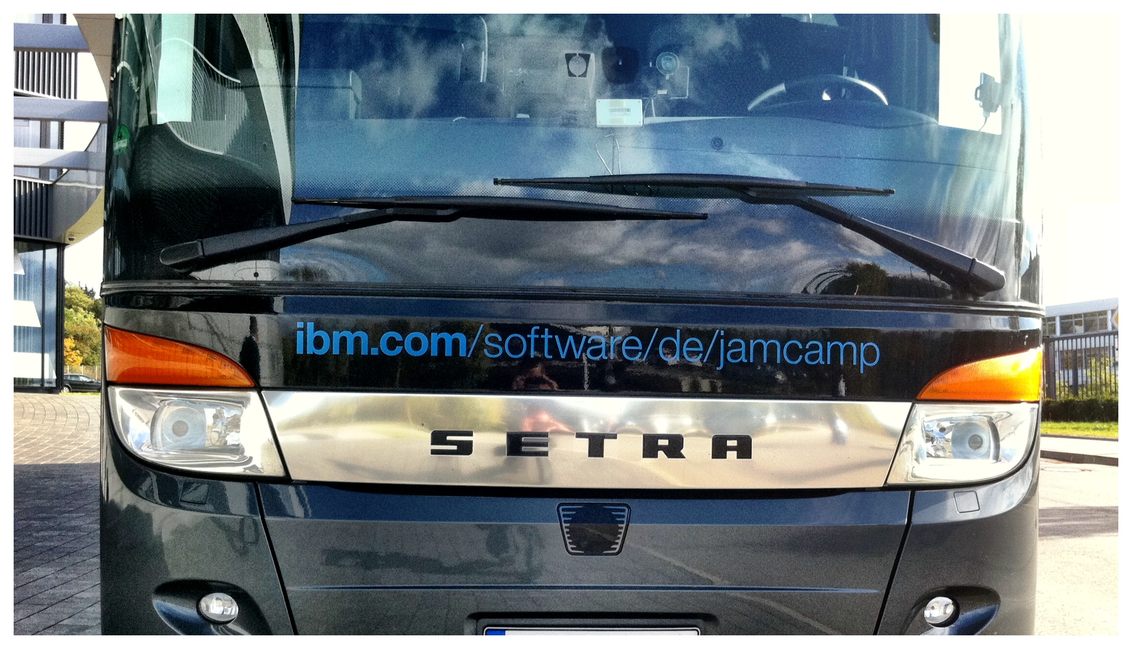 IBM Social Business JamCamp Bustour (3)