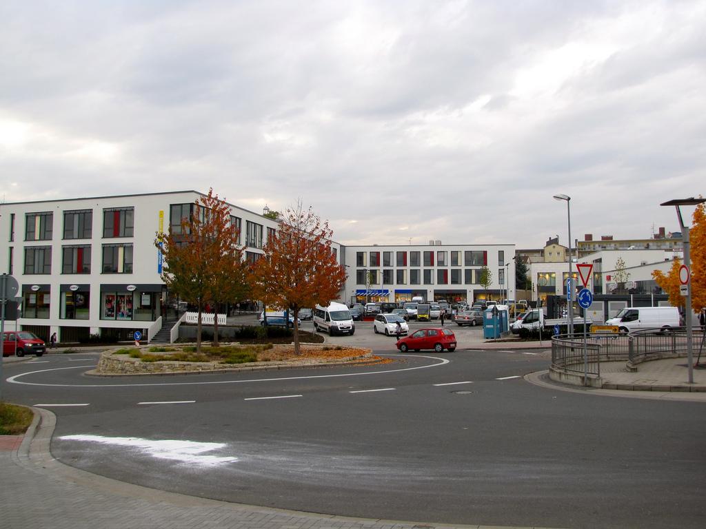 Neue Mitte Ingelheim – Eröffnung durch OB Gerhard