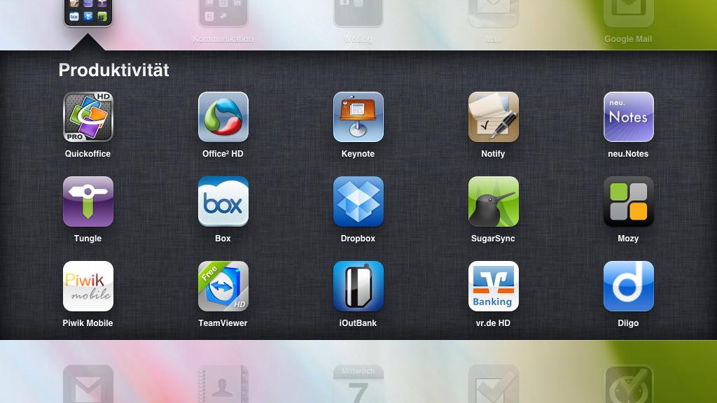 Meine Office-Apps für das iPad