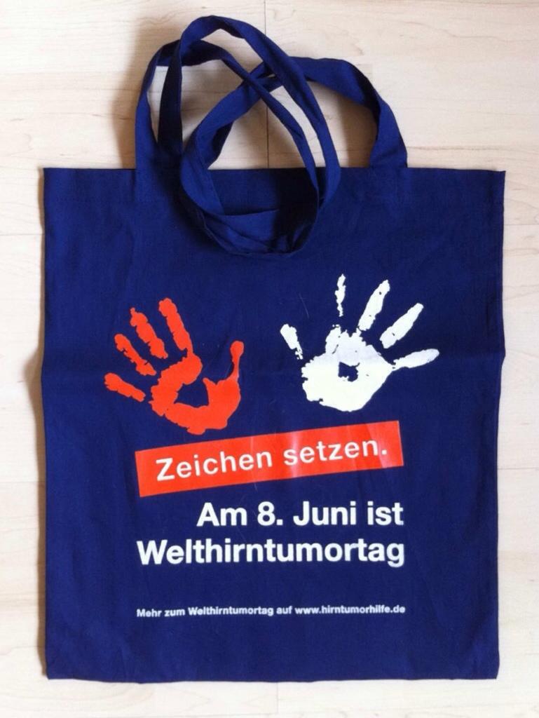 Am 8. Juni 2012 ist Welthirntumortag
