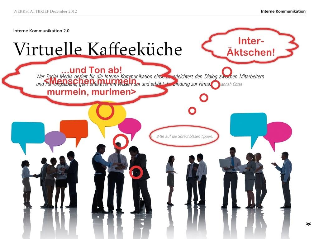 Corporate Publishing: Kundenmagazin der Profilwerkstatt