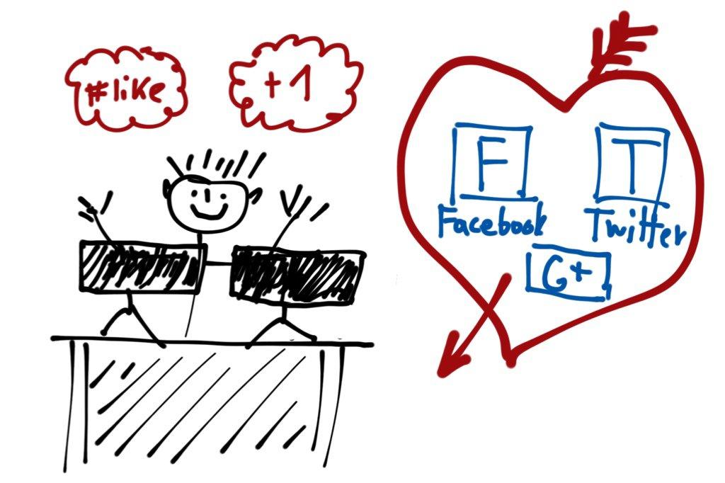 """Soziale Netzwerke: """"Wir profitieren jeden Tag davon"""""""