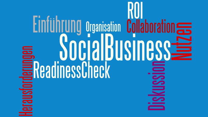 Social Business Seminar für Entscheider und Projektleiter
