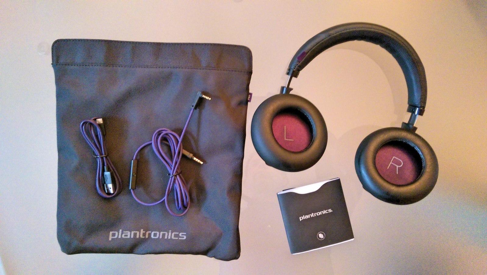 Plantronics Backbeat Pro für daheim und das (Mobile) Office