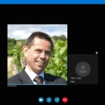 Skype for Business: Teilnehmer