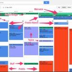 Google-Kalender: Gesamtsicht