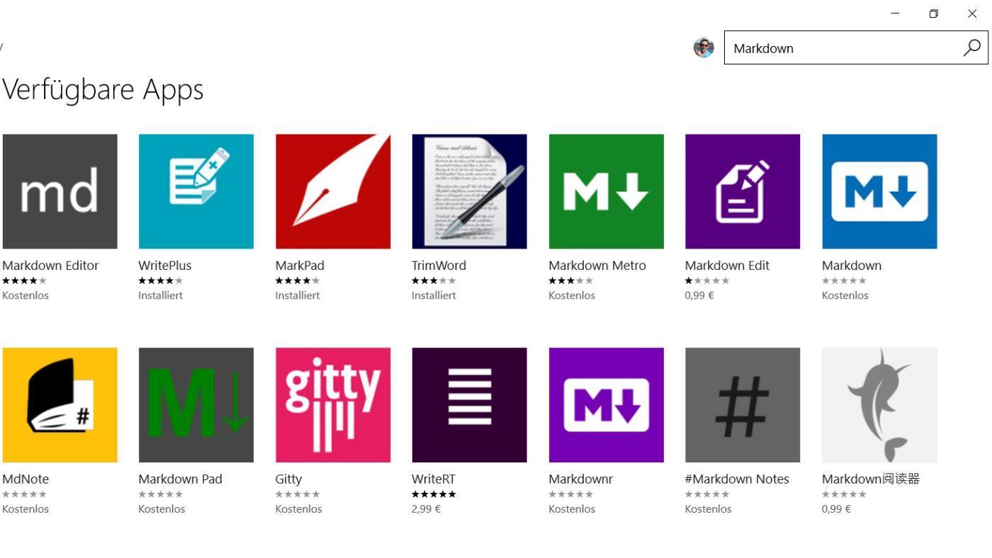 Die besten Markdown-Editoren für Windows, MacOS und Online